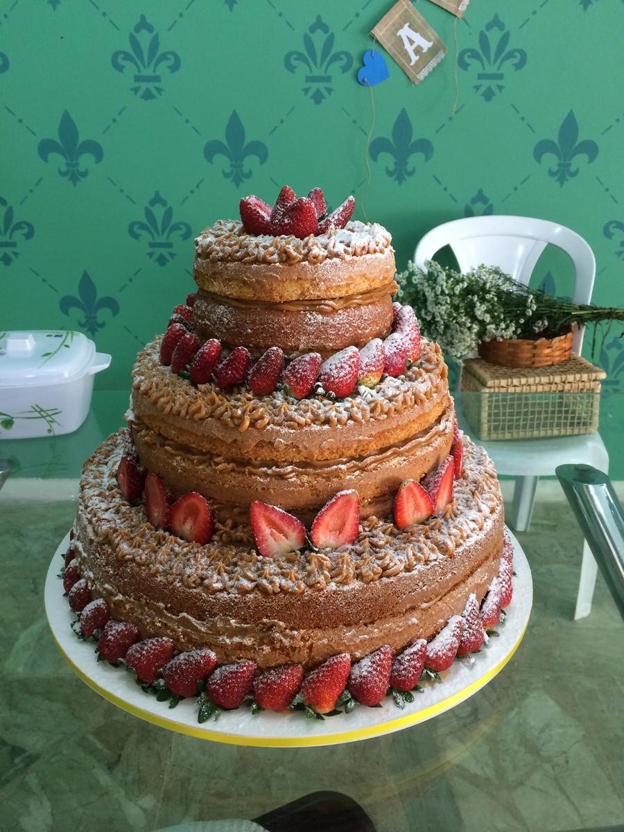 Naked Cake (Anas Cake RJ) no Elo7 | Ana´s Cake (8AF52D)