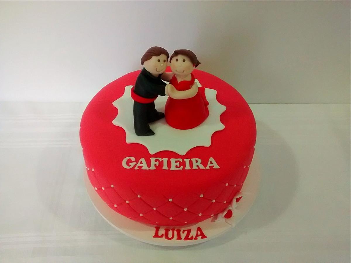 Bolo Decorado Gafieira (Anas Cake RJ) no Elo7 | Ana´s Cake