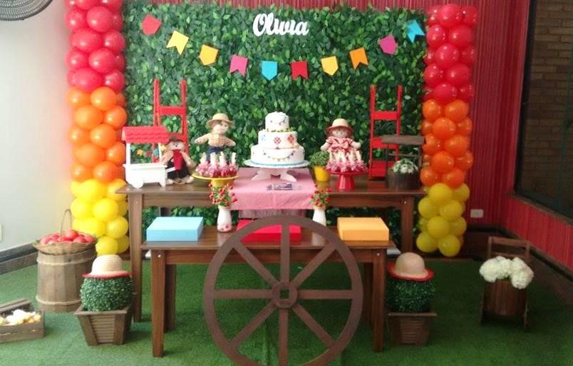 Aluguel Decoração Festa Junina No Elo7 Tic Tac Zum 56681c