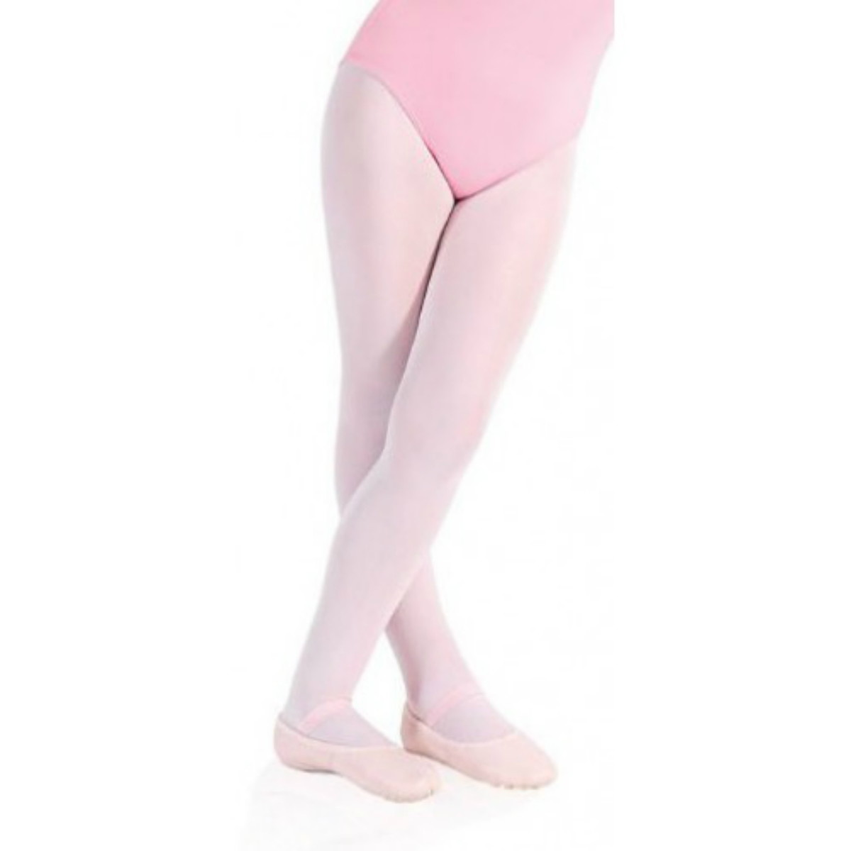 f4cfde470 Meia Calça Ballet Infantil Rosa no Elo7