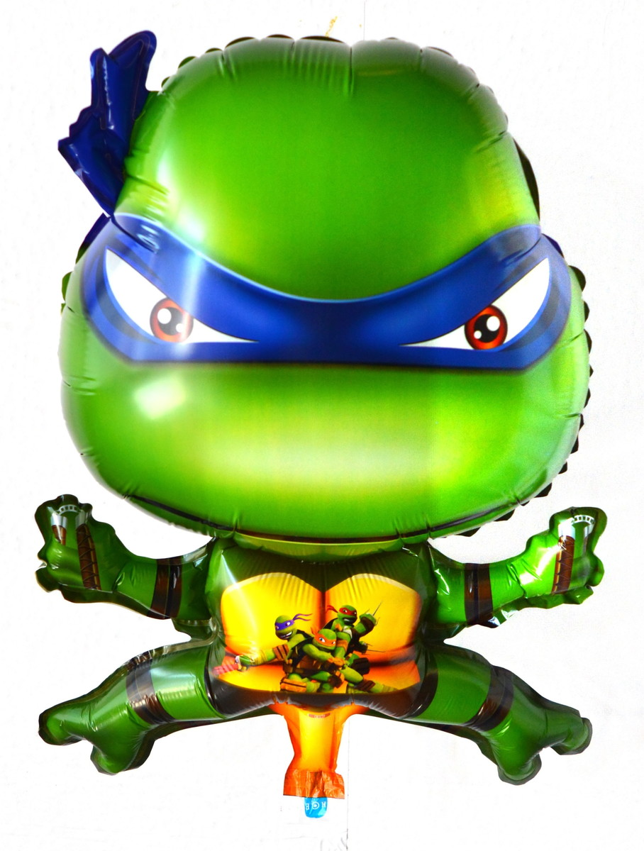 Balo metalizado tartaruga ninja 55x45cm no elo7 alegriadiverso zoom balo metalizado tartaruga ninja 55x45cm thecheapjerseys Image collections