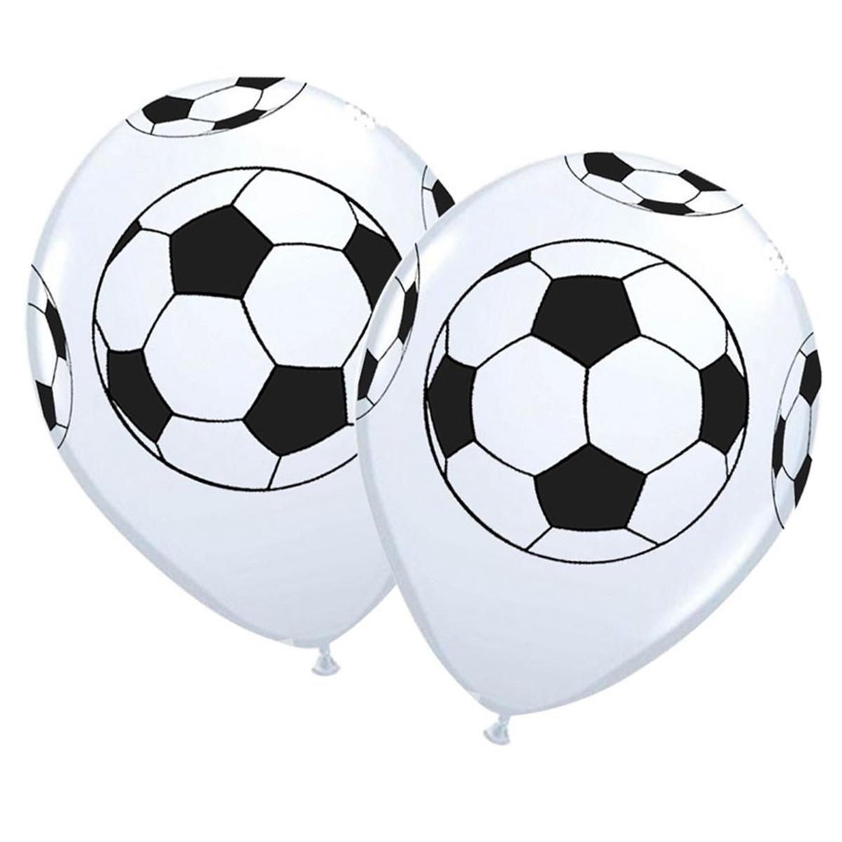 d8527d3c9 25 Balão Bexiga Latex Bola de Futebol no Elo7