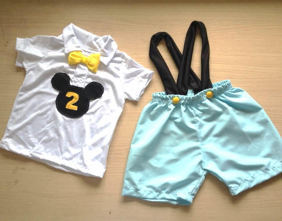 985c9db2473ce7 fantasia Mickey baby azul