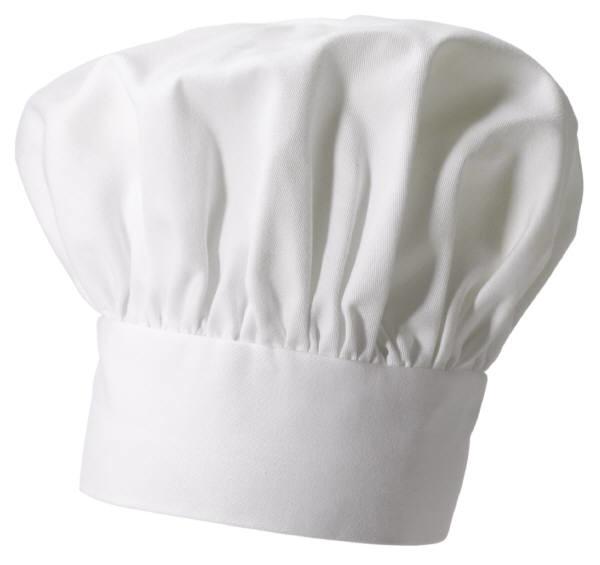 Touca chef de cozinha no Elo7  5b3ecfc0f80