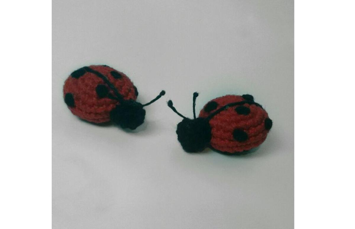 Amigurumi doll in ladybug costume (With images) | Háčkovaná ... | 772x1200