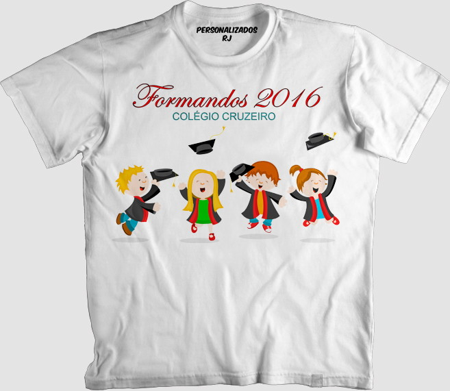 Camisa FORMATURA 01 no Elo7  94f7904b2e3