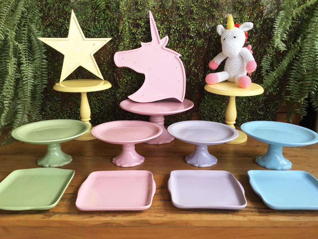 Decoraç u00e3o Festa Unicórnio para ALUGUEL no Elo7 Design Festeiro (906AF3) -> Aluguel Decoração Festa Infantil Unicornio