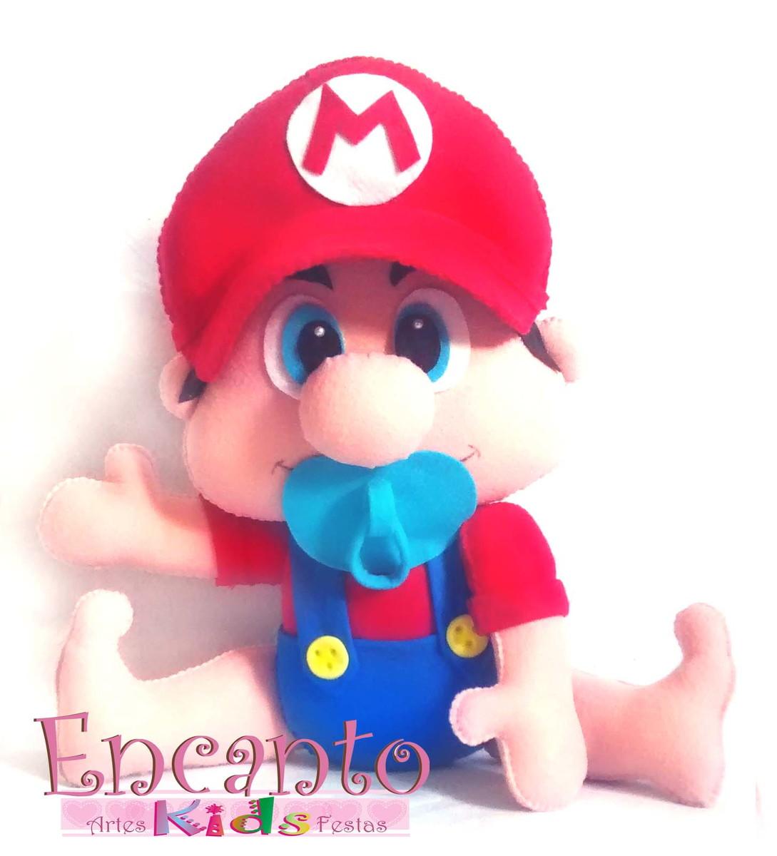 zoom mario ou luid beb - Bebe Mario