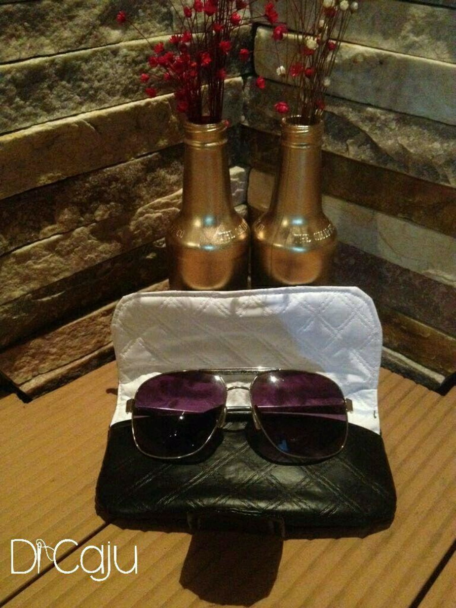 5d1acf3703a8b Porta óculos em pvc no Elo7   Di Caju (907E48)