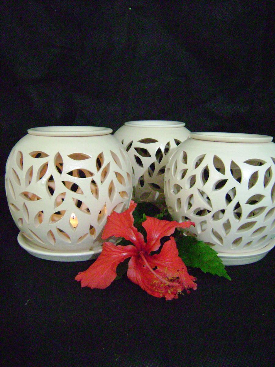 Difusor de aroma de vela no elo7 lumin rias decorativas by lydia janaudis 433374 - Aromas para velas ...