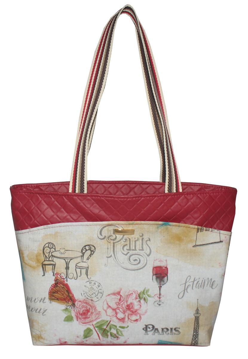 be6f366b5 Bolsa Feminina de PVC Paris Matelassê no Elo7 | Deas Bag Design e ...