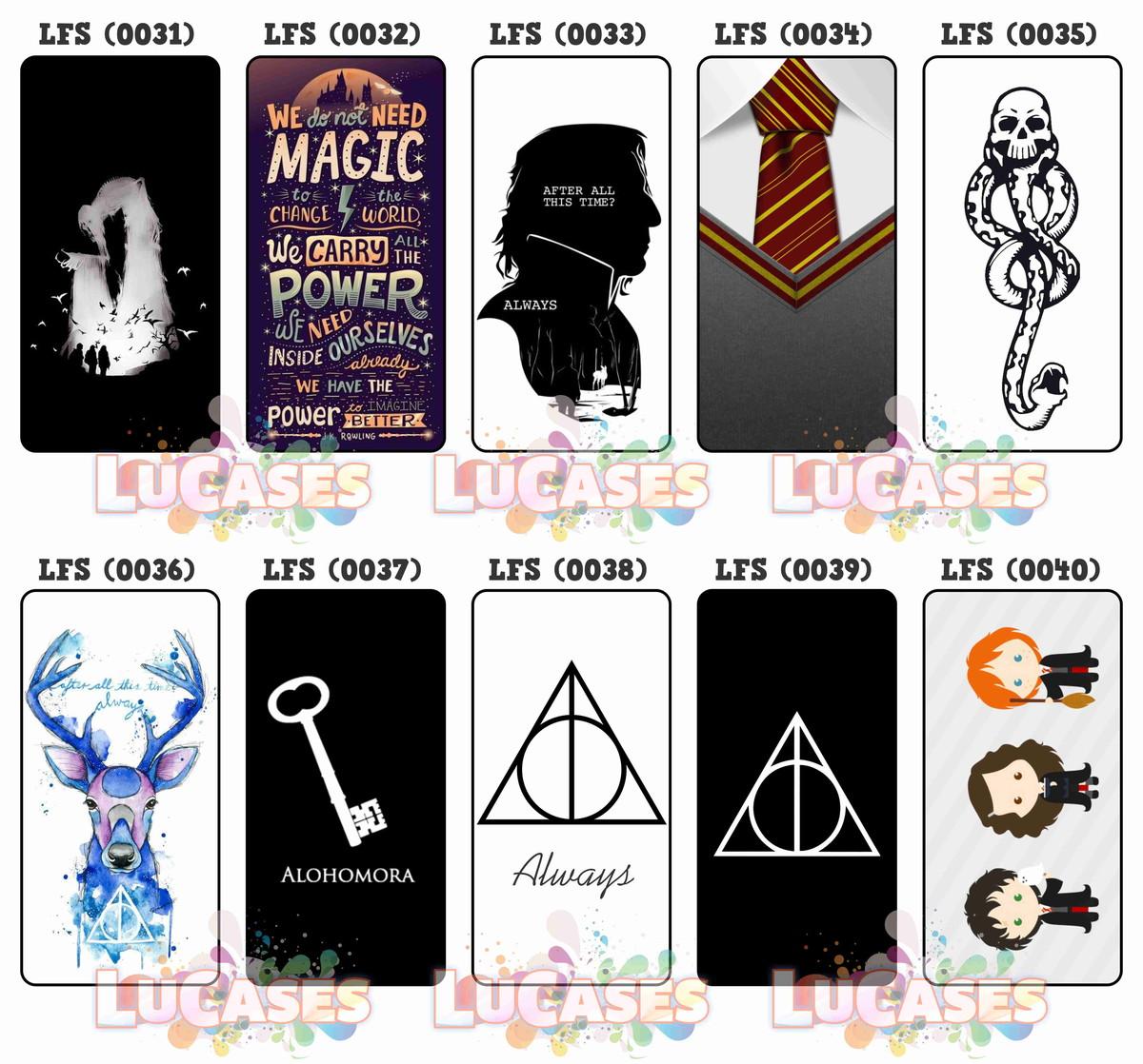49671882c Capa Capinha Harry Potter Always Snape no Elo7