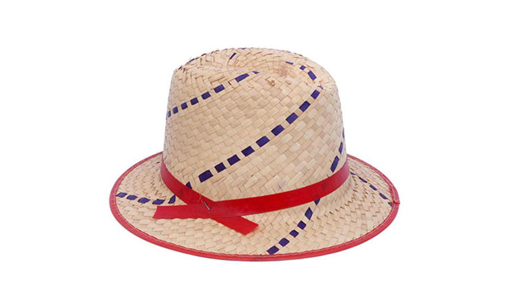 43cc5953a8acf Chapéu de Palha Infantil Malandrinho em Oferta no Elo7