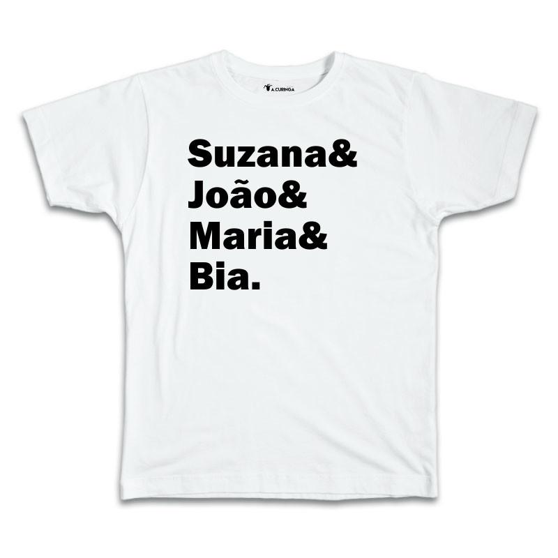 487b575e23 Camiseta Família (Personalizada) no Elo7