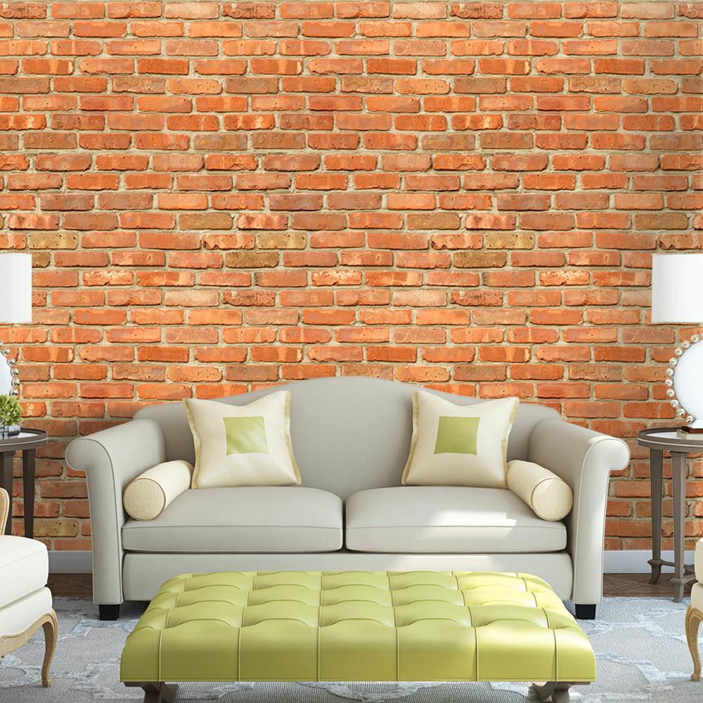 Tijolo vista no elo7 qcola 93501b - Papel para revestir paredes ...