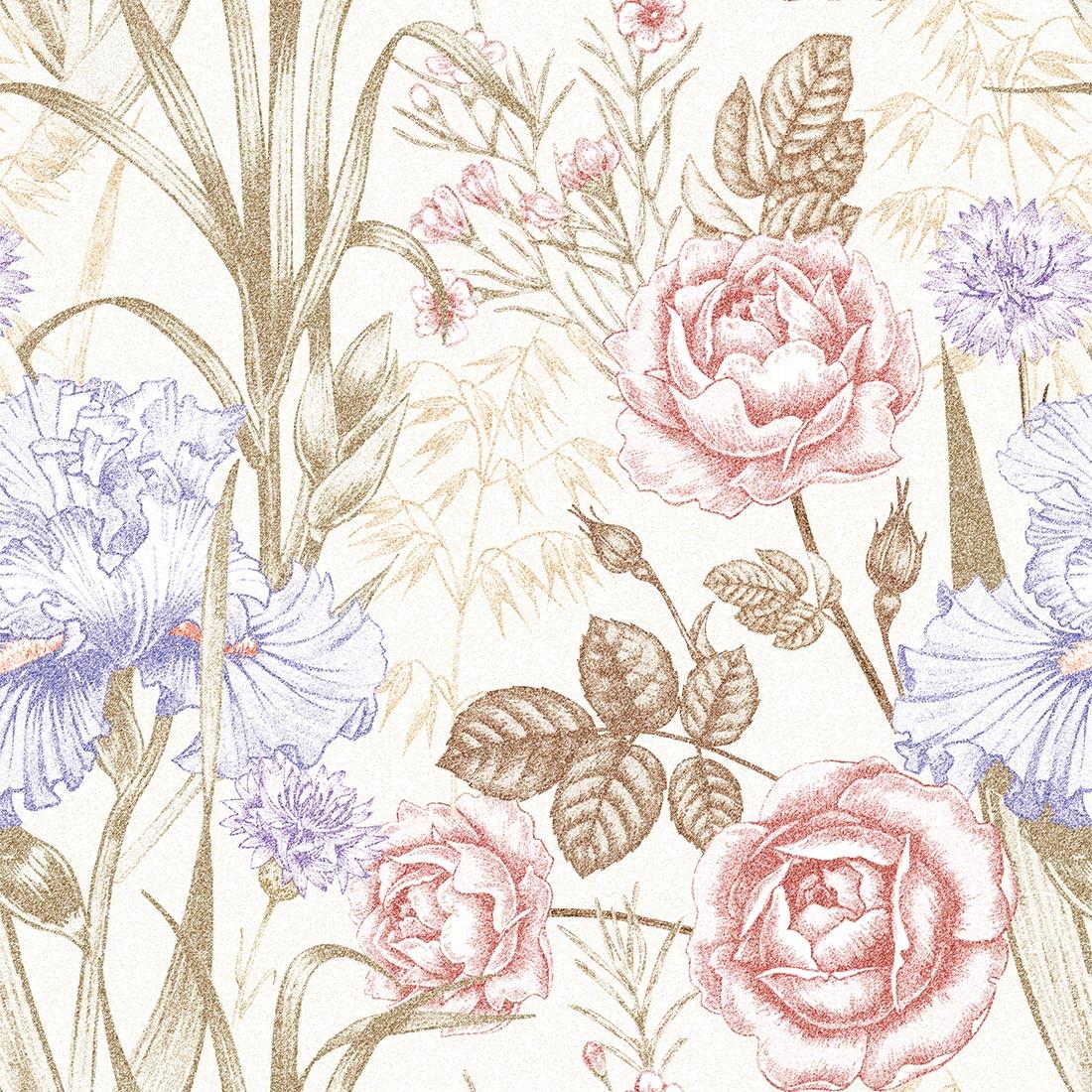 Papel De Parede Primavera Desenhos No Elo7 Decoraplus 939e00