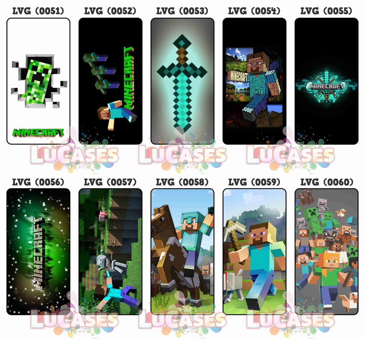 Capa Capinha Celular Minecraft Game Mine no Elo7  a5d822d77e5aa