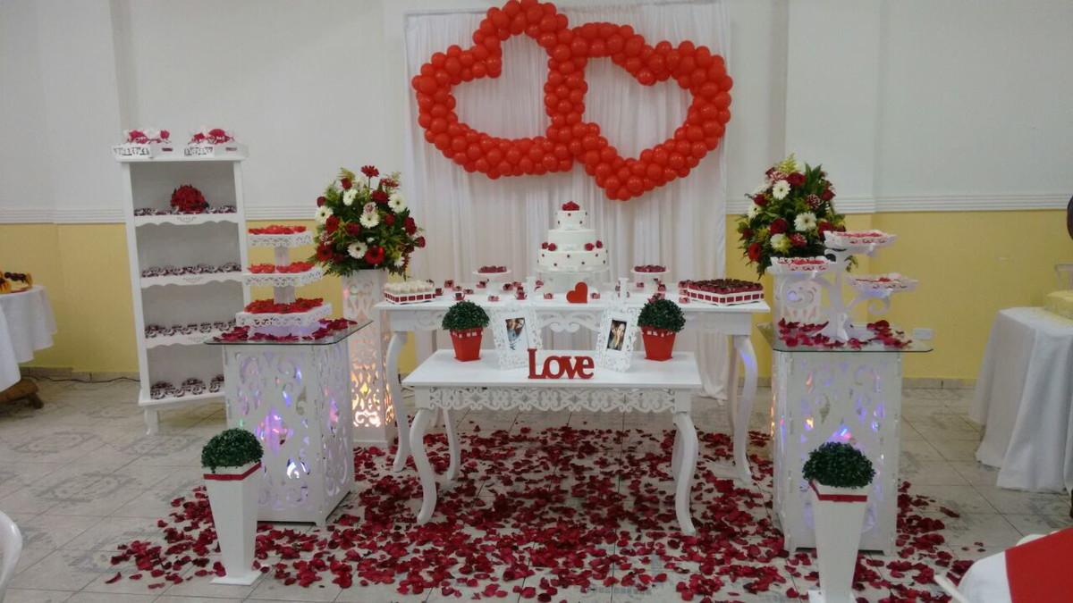 Decoraç u00e3o Noivado no Elo7 LihLih Assessoria e Eventos (93FA2D) # Decoração De Noivado