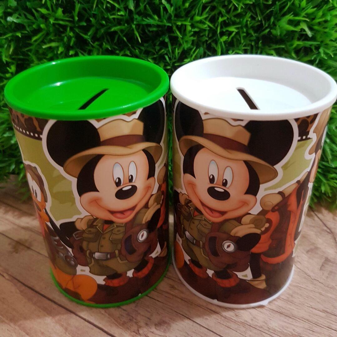 Zoom · Mini lousa de tecido Mickey Safari
