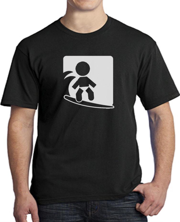 3021- Camisetas Bebê Surf no Elo7  44463670295