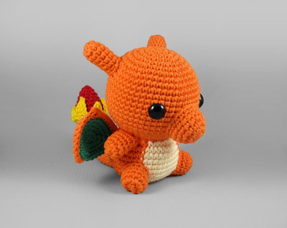 Charizard Amigurumi | Pokemon crochet pattern, Crochet patterns ... | 797x1000