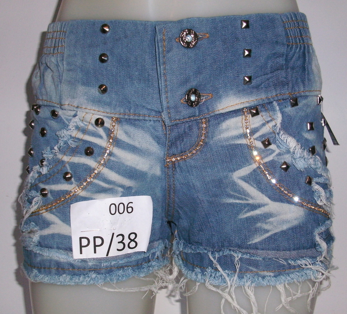 Damenmode Shorts Jeans 38