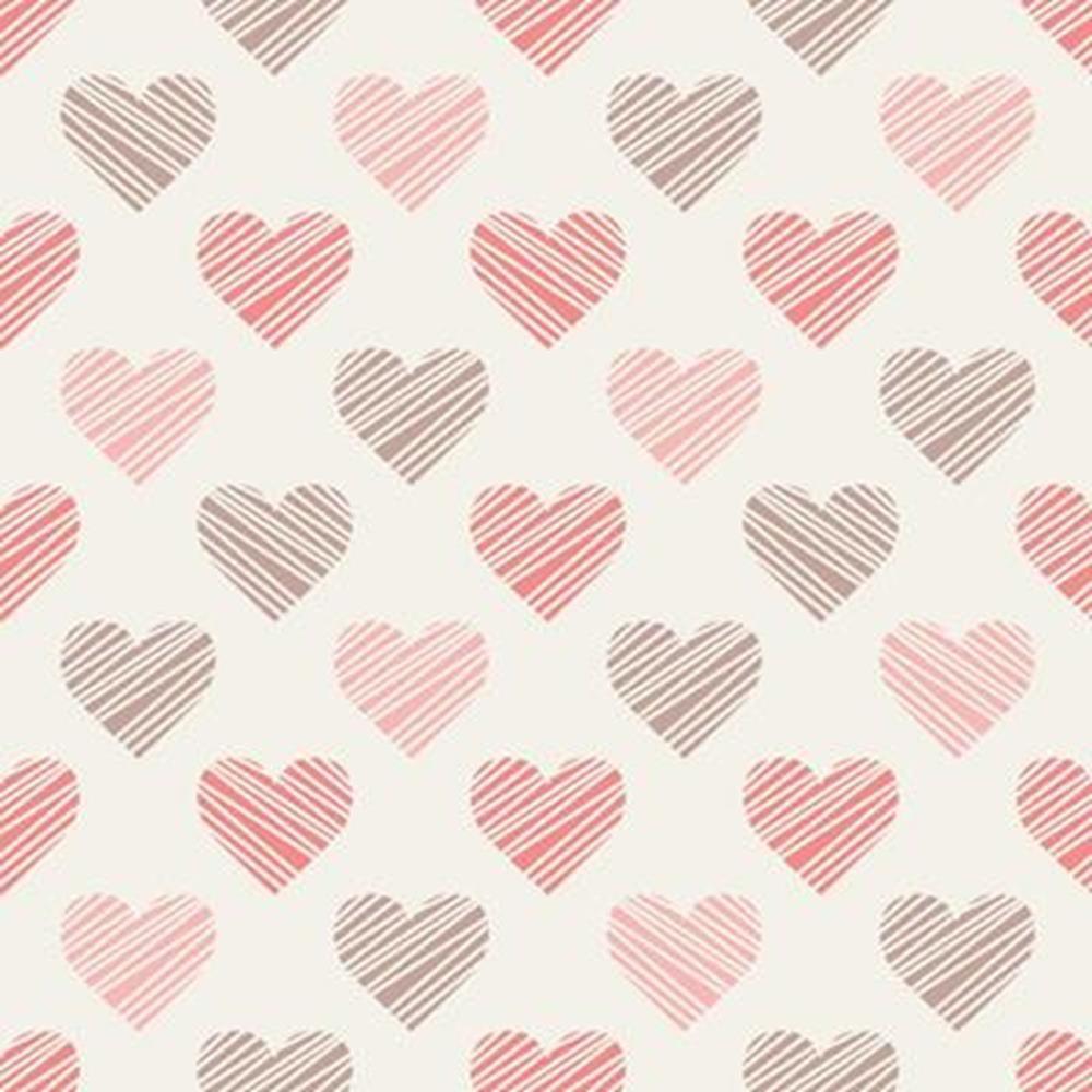 Papel de parede adesivo cora es rosa no elo7 paper for Papel lavable para paredes