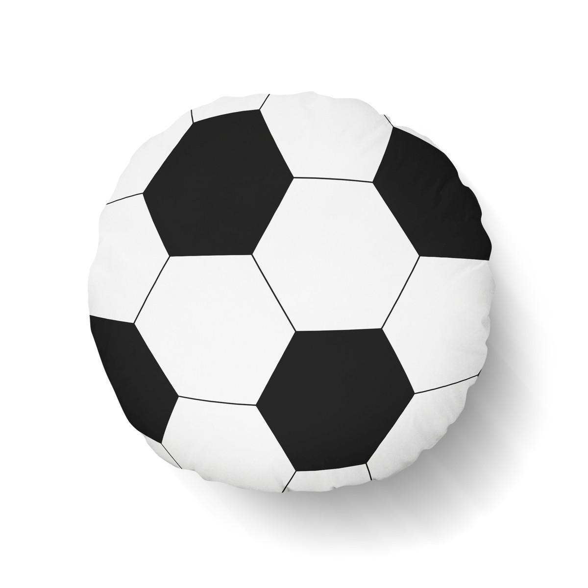 Almofada Bola de Futebol redonda no Elo7  e5277be0eef9e