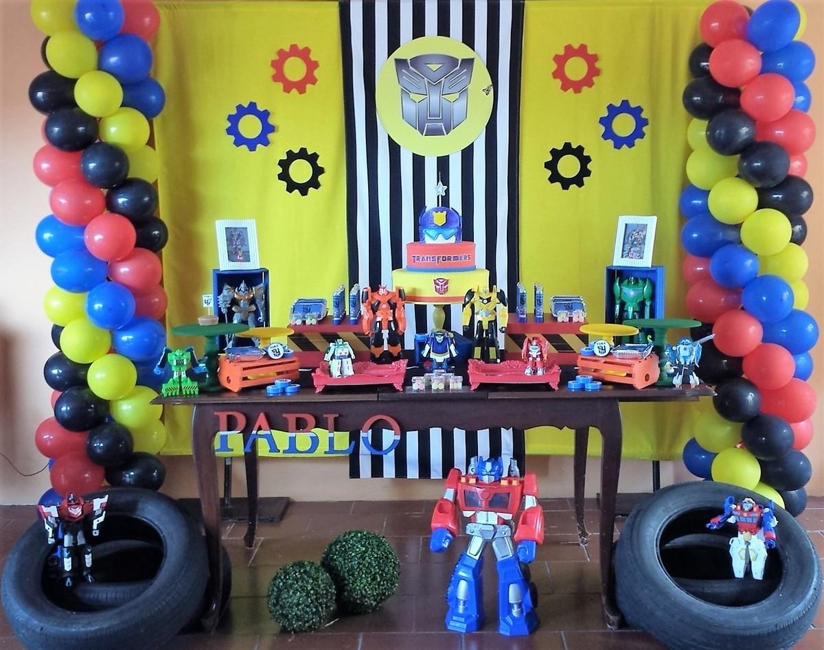 Transformers No Elo7 Sonho Meu Decora 231 227 O De Festas E