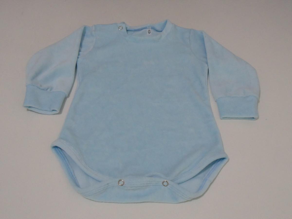 c49c0b83d Body em plush para bebê RN P M G GG no Elo7   Algodão Doce ...