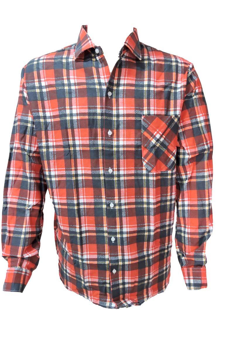 9ad437cb93 Camisa Festa Junina Quadrilha Adulto no Elo7