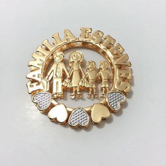 3048acc61e320 Mandala Personalizada da Família no Elo7