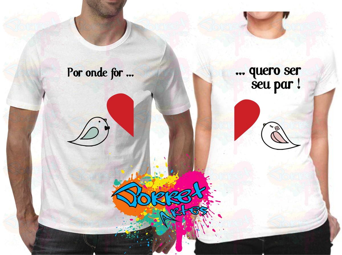 7fb5d1f27e402 2 Camisas Namorados