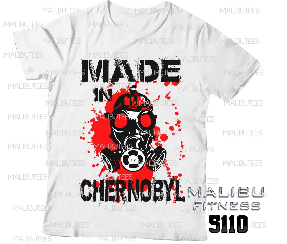 1c9a6ccc40 camiseta masculina academia chernobyl 2 no Elo7