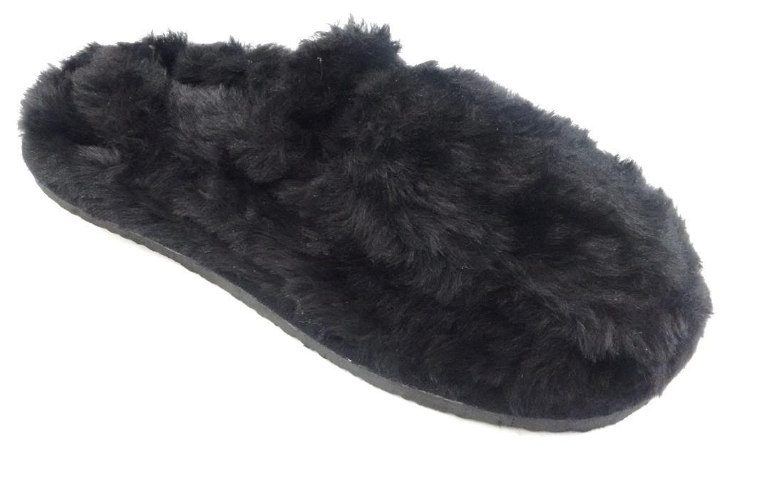 28cccbe5b Sapato Pantufa em Pelúcia adulto pêlo no Elo7