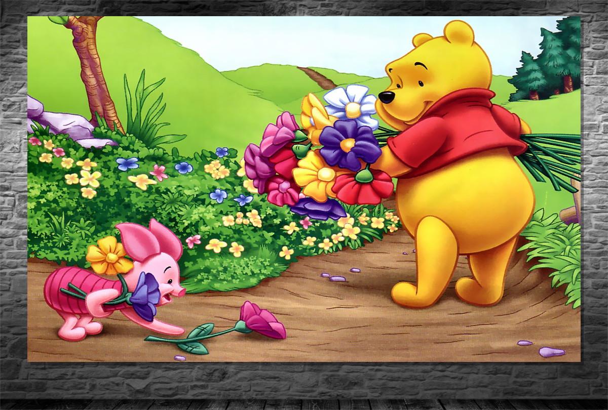 Painel Ursinho Pooh Frete Gratis No Elo7 One Artes 973505