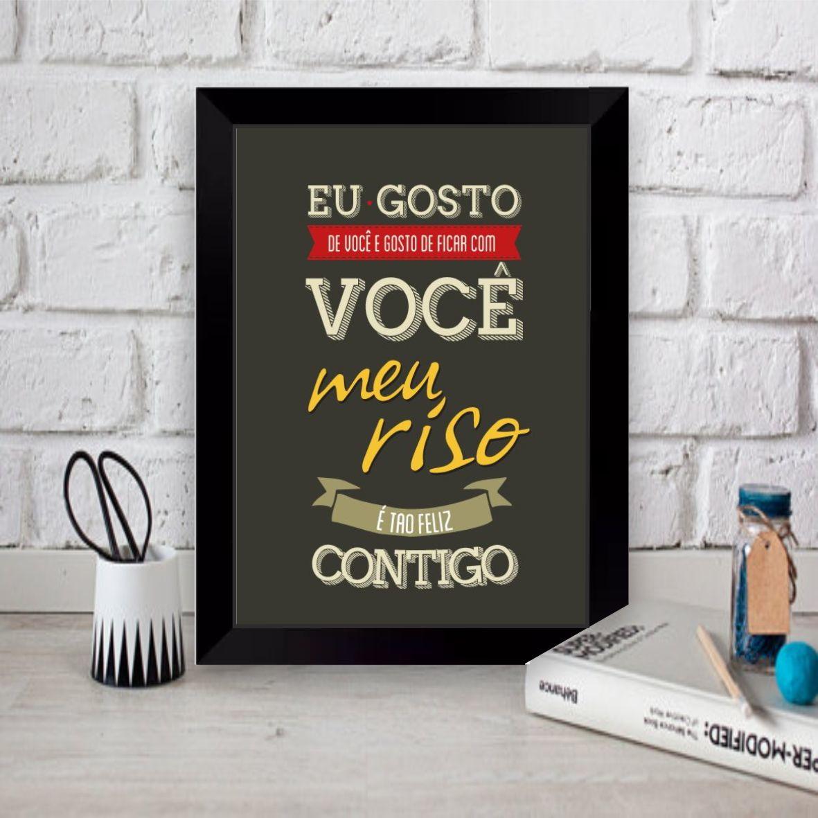 Quadro Frases No Elo7 Doroteia 9791a7