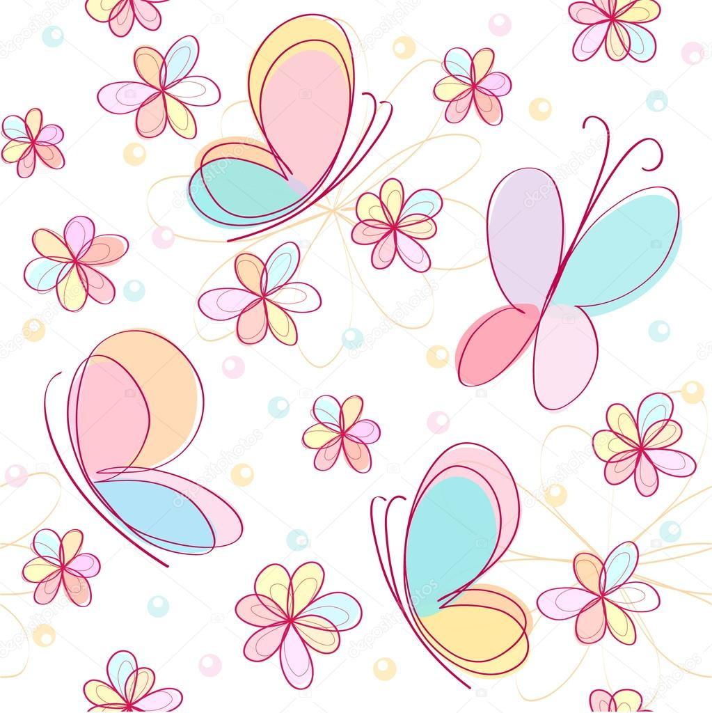 Papel de parede borboleta decor 77 no elo7 crie decore for Decor 77