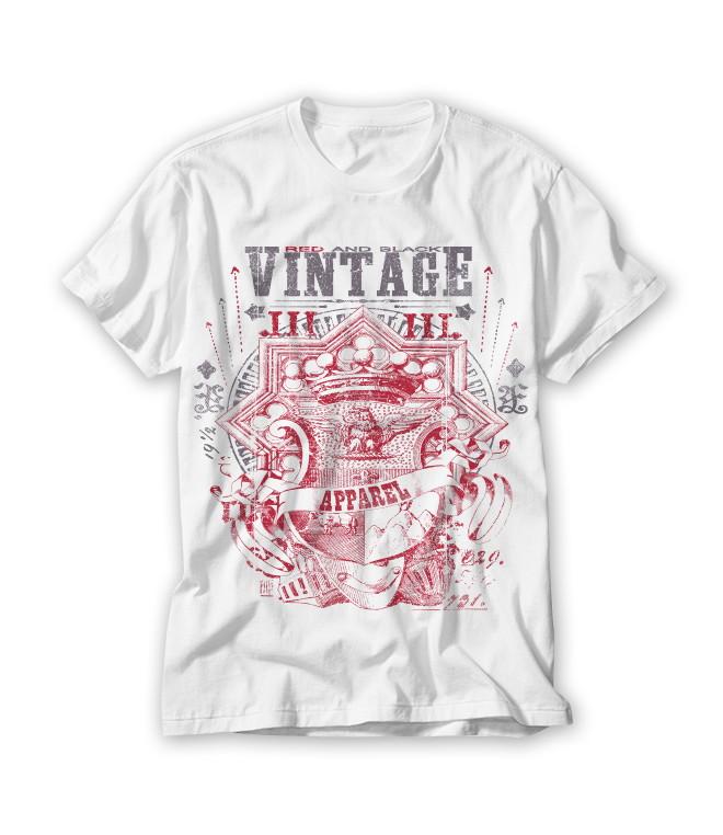 8480993322 Camiseta Vintage no Elo7