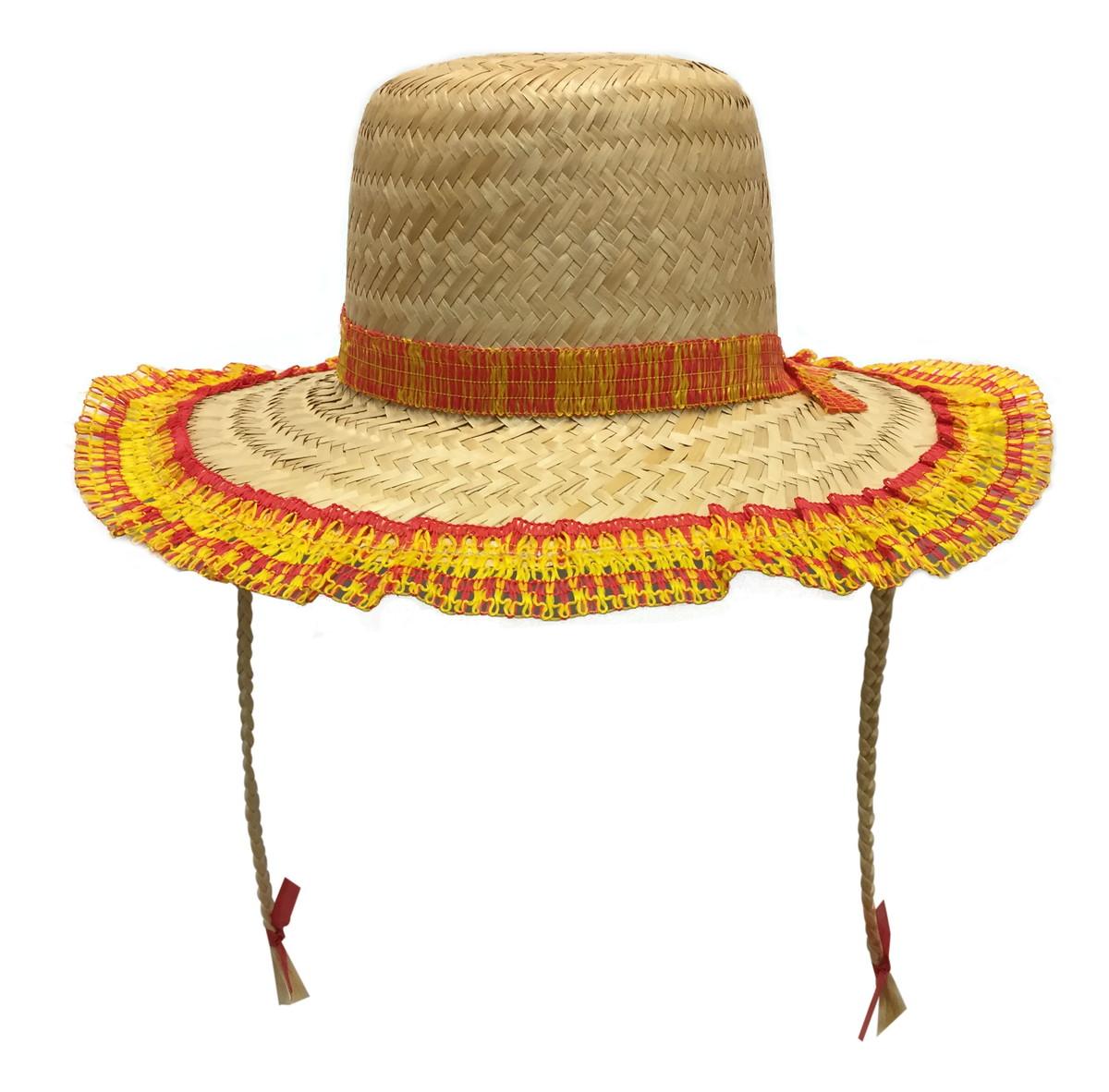 Chapéu com Trança - Festa Junina no Elo7  78b22eacdde