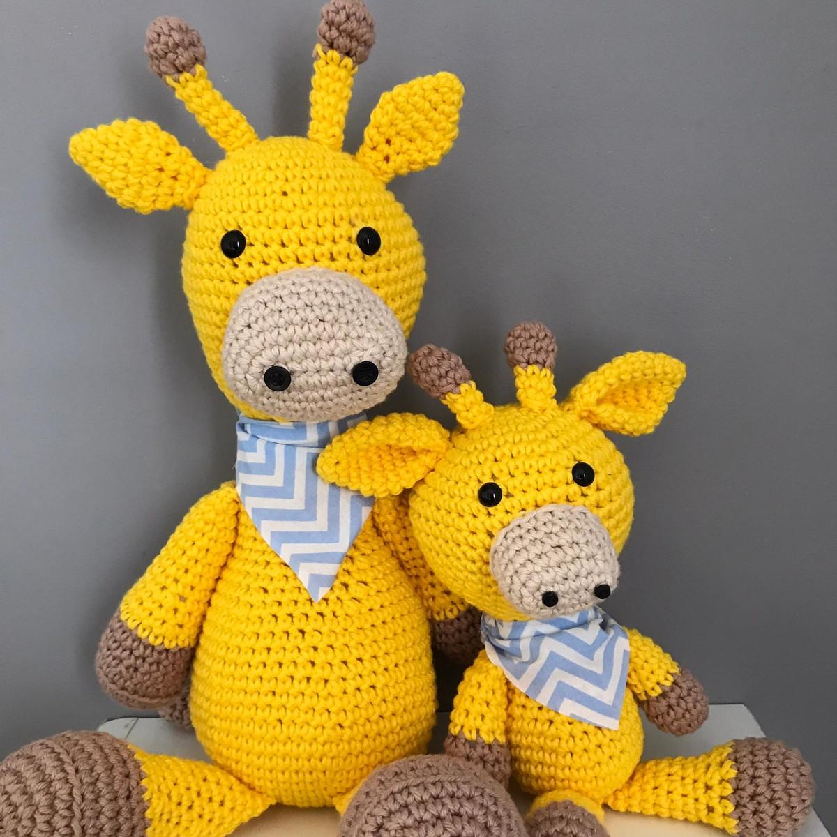 Girafa amigurumi in 2020 | Amigurumi, Crochet fox, Tiere häkeln | 1200x1200