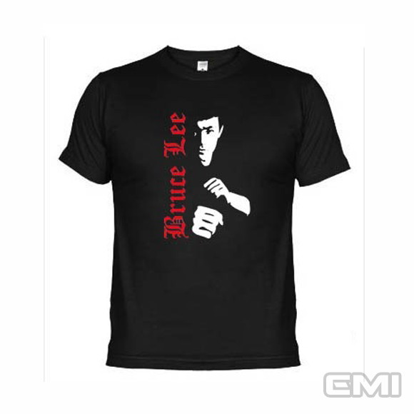 b57233089 Camisetas Bruce Lee no Elo7