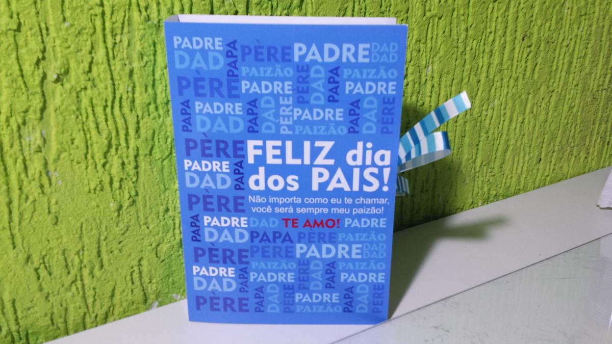 Caixa Livro Frases Dias Dos Pais No Elo7 Arts Edna 994fc0