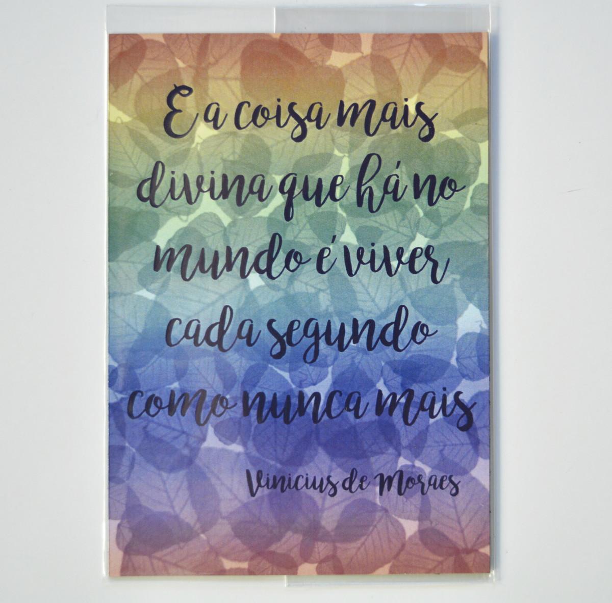ímã Vinicius De Moraes