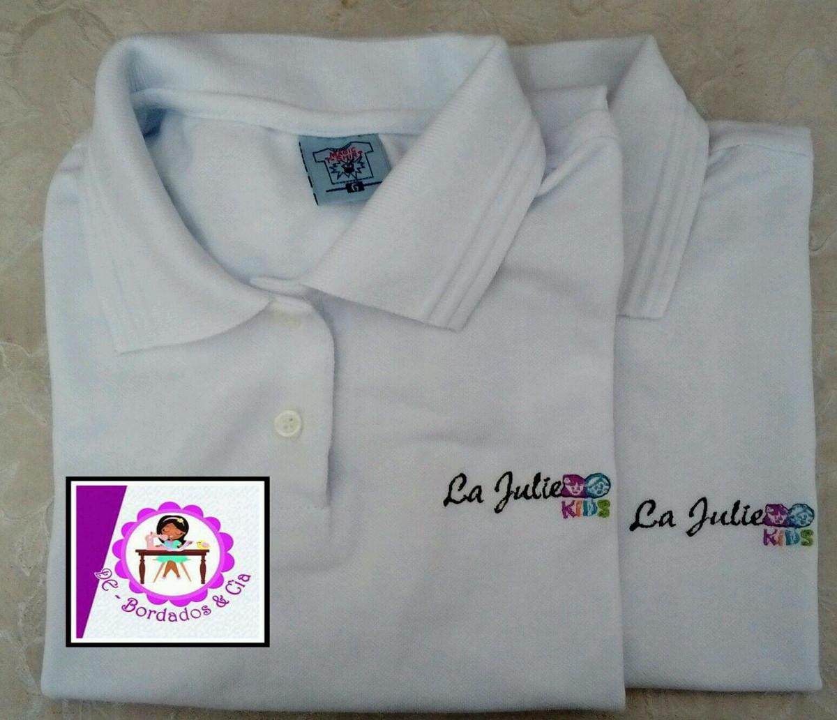 Polo Personalizada s bordado - Feminina no Elo7  8aef09da2dadf