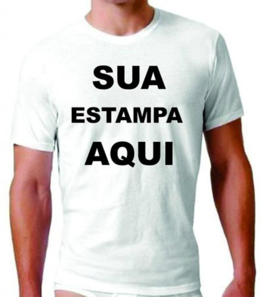 Camiseta personalizada com sua estampa no Elo7  e1def6f913b4d