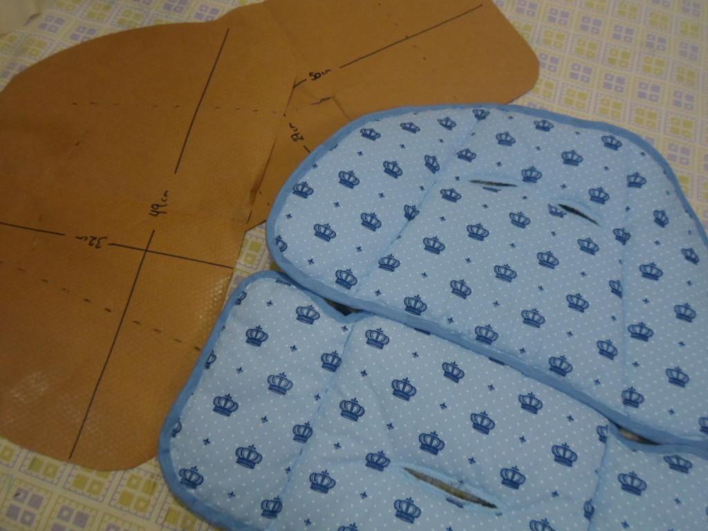 Molde E Projeto Redutor De Bebe Conforto No Elo7 Dany Arte