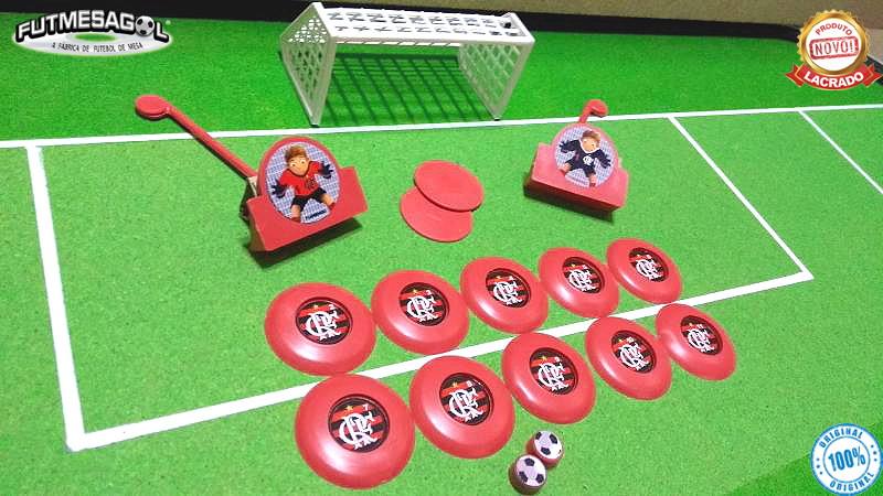 333a2b3756 4 Jogos Futebol Jogo De Botão FUTMESAGOL Times RJ no Elo7 ...