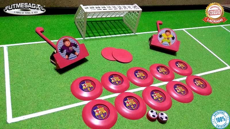 b88cf57317 Jogo Futebol de Botão Barcelona (ESP) no Elo7