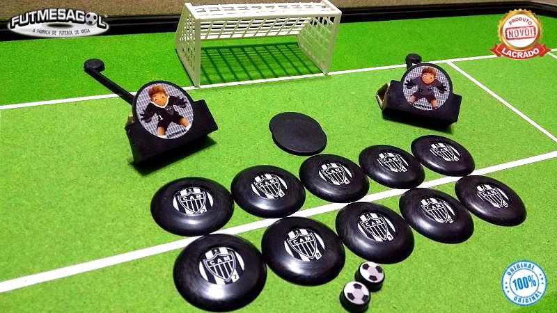d6b92f2e17 2 Jogos de Botão Atletico MG x Cruzeiro no Elo7